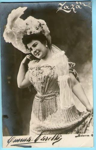 Emma Carelli as Zaza